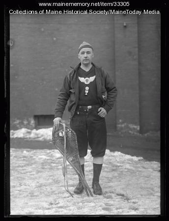 Bob Richards, Biddeford, 1927