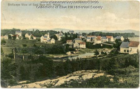 East Blue Hill, ca. 1900