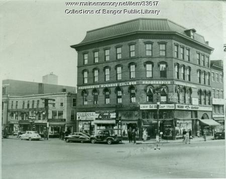 Wheelwright Building, Bangor, 1948