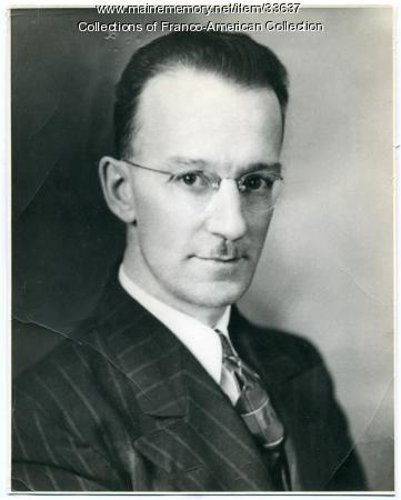 Louis-Philippe Gagne, Lewiston, ca. 1947