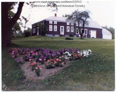 Guilford Center House, 1983