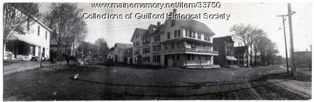 Turner House, North Main & Water Street, Guilford, ca. 1880