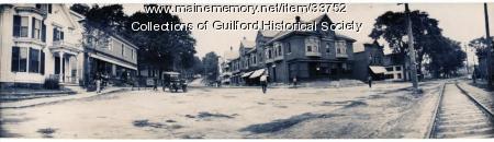 Braeburn & Edes Buildings, Guilford, ca. 1920