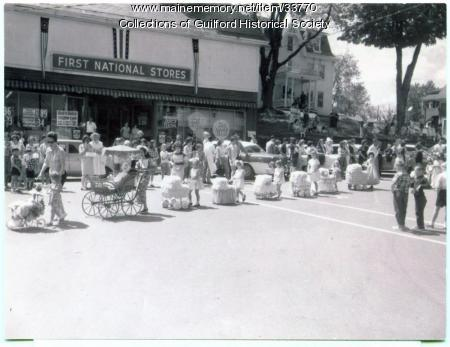 Baby Parade, Guilford, 1966