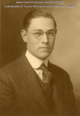 Horace True Moody, Turner, 1922