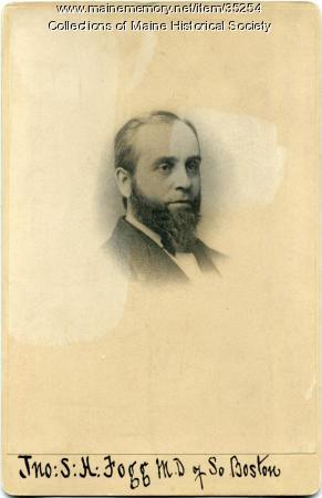 John S. H. Fogg, Boston, ca. 1870