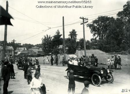 Biddeford Tercentenary, 1916