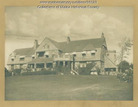 'Belfield,' Cape Elizabeth, ca. 1890
