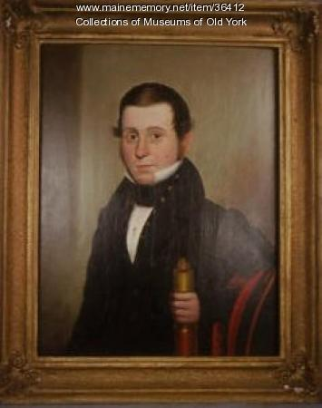Captain Harry Kingsbury, York, ca. 1830