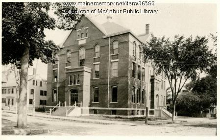 St. Mary's School, Biddeford, ca. 1894