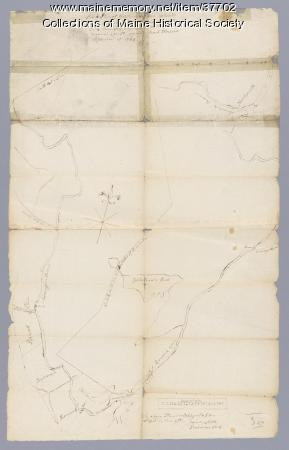 Pejepscot Claim, 1764