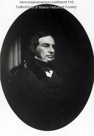 Henry Wadsworth Longfellow, ca. 1850