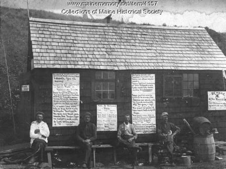 Richmond Island, Cape Elizabeth, ca. 1890