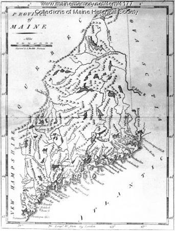 Province of Maine, ca. 1801