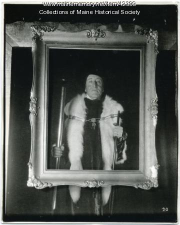 Frederick Talbot as 'Portrait of Thomas Howard, 3rd Duke of Norfolk,' 1923
