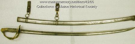 Granville F. Sparrow sword