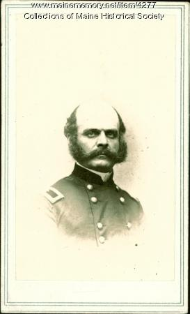 Maj. Gen. Ambrose Everett Burnside