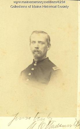 Melvin Wadsworth, Pittsfield, ca. 1862