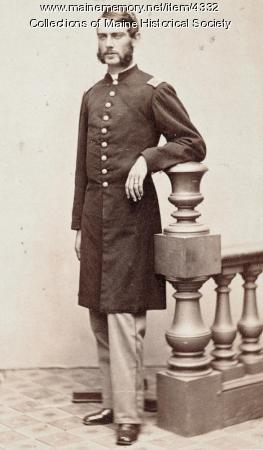 Thomas Chamberlain, Brewer, ca. 1864