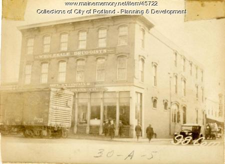 94-96 Commercial Street, Portland, 1924
