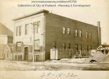 15-23 Commercial Street (ex.), Portland, 1924