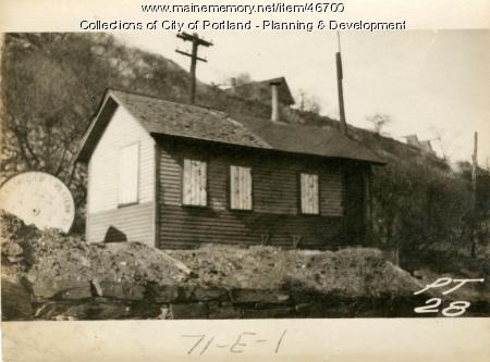 201-323 West Commercial Street, Portland, 1924
