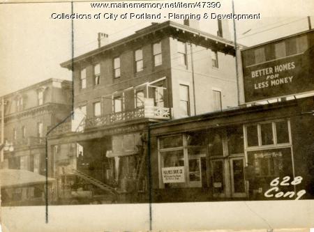 626-628 Congress Street, Portland, 1924