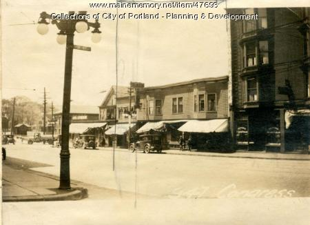 943-945 Congress Street, Portland, 1924
