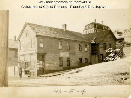 469-471 Commercial Street, Portland, 1924
