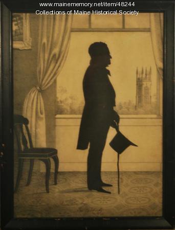 Amos Roberts, Bangor, ca. 1845