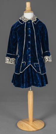 Henry Howe Richards outfit, Gardiner, 1885