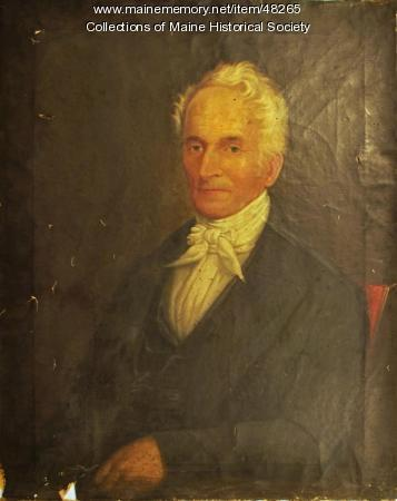 Thomas Forsaith, Portland, 1850