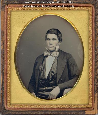 Abner Shepherd, ca. 1850