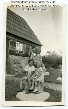 Granite House, Fairfield, 1938