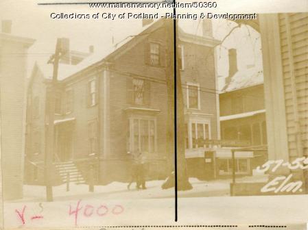 59 Elm Street, Portland, 1924