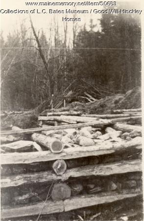 Hartley Dam, Fairfield, ca. 1920