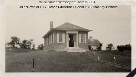 Kent Building, Fairfield, ca. 1925