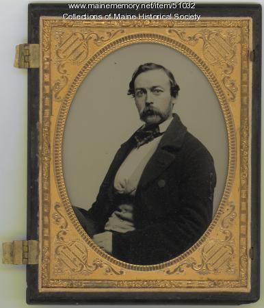 Charles F. Kimball, Portland, ca. 1860