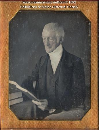 John Merrick, ca. 1850