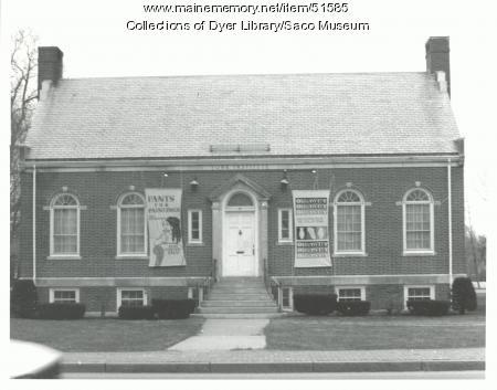 York Institute, Saco, 1978