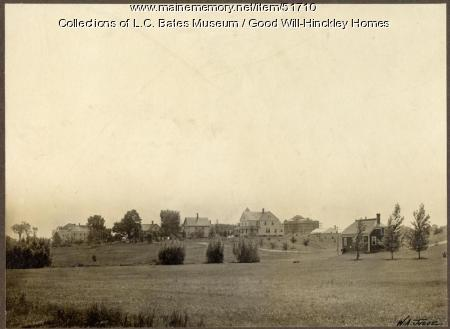 Good Will Campus, Fairfield, 1911