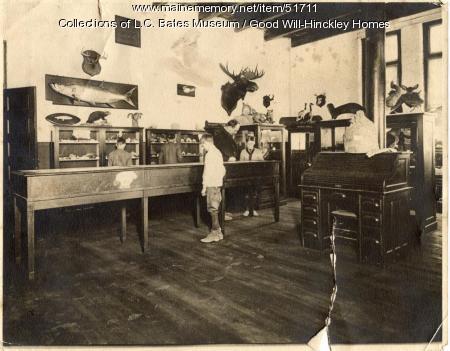L. C. Bates Museum, Fairfield, 1911