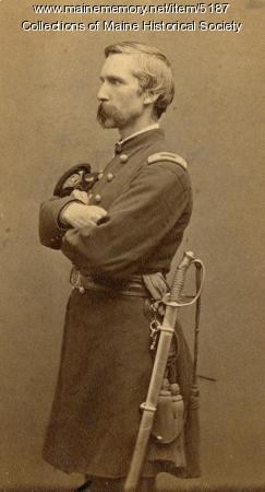 Joshua L. Chamberlain, ca. 1862