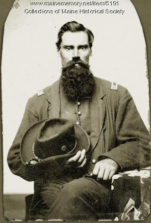 Civil War captain, ca. 1861