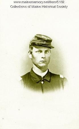 Lincoln K. Plummer, Jefferson, ca. 1862