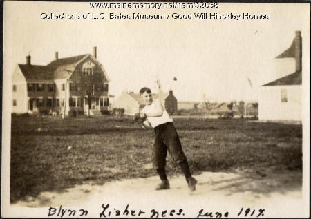 Good Will Boy, Fairfield, 1917