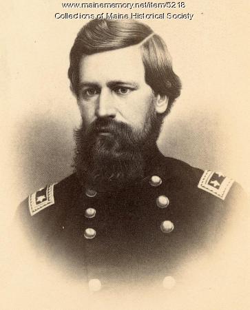 General Oliver Otis Howard, ca. 1863