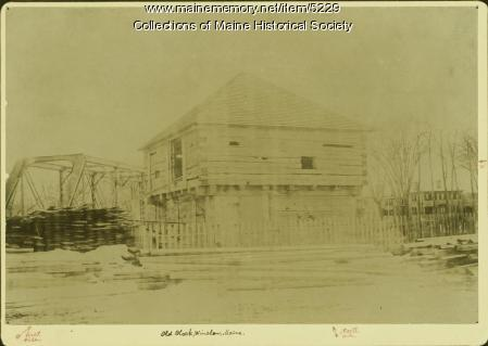 Old Block, Winslow, ca. 1920