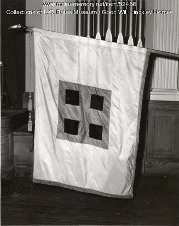 Good Will Flag, Fairfield, ca. 1940