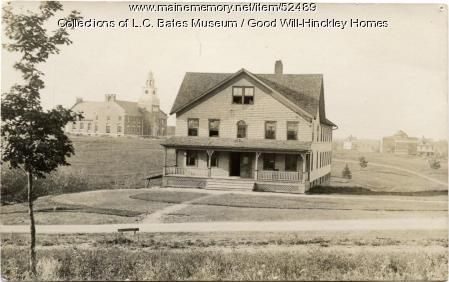 Buckminster Cottage, Fairfield, ca. 1900